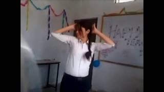 Chikni Chameli Beautiful College Girl Dance
