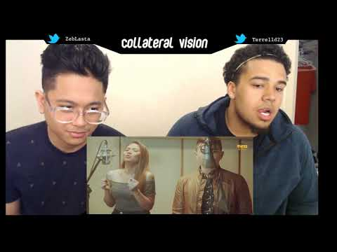 You Are The Reason - Cover by Morissette Amon & Daryl Ong - Reaction