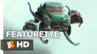 Monster Trucks Featurette - Making Monster Trucks (2017) - Lucas Till Movie