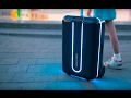 Vespa has created an autonomous robot for your luggage