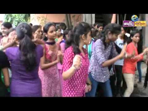 Jalgaon : Kce society hostel girls