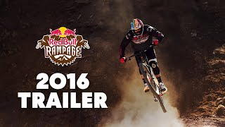 Red Bull Rampage 2016 TRAILER | Watch Live Oct 14 on Red Bull TV
