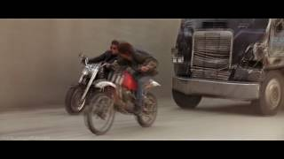 TERMINATOR 2: Judgement Day - Truck Chase Scene