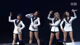160521 T ARA Why Do You Act Like This + Sexy Love + Number 9 + Roly Poly @ FPlus 52 Concer