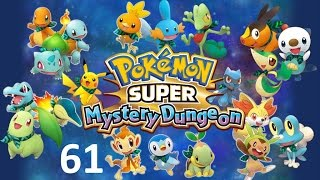 Pokemon Super Mystery Dungeon Let's Play ger - 61 Super-Rang, Dialga, Palkia + Mega-Rayquaza