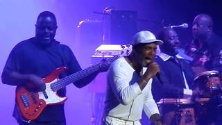 Maze ft Frankie Beverly 'I Can't Get Over You' (LIVE) @ The Civic Center 01/04/14
