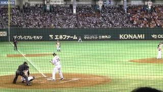 日本シリーズ 武田勝vsボウカー