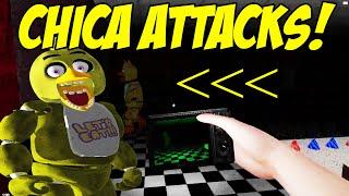 CHICA ATTACKS! | FazBear Nightmare | Part 2