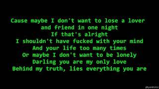 Ed Sheeran- Everything You Are [Lyrics]