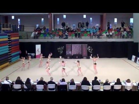 Ilona - Keravan Naisvoimlemistelijat Ry/KNV * Slonny Cup 2015 | Lasteklass A grupp AGG