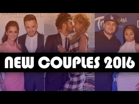 8 HOTTEST New Celeb Couples of 2016