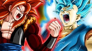 Super Saiyan Blue VS Super Saiyan 4 Theory Explained and Debunked