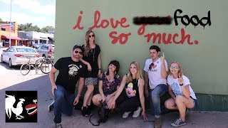 Burnie Vlog: RTX Austin Food Tour