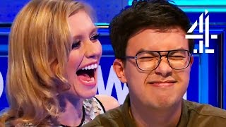 Phil Wang Tries Flirting With Rachel Riley | 8 Out Of 10 Cats Does Countdown