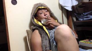 【DQN】山口組関係者に殴られる不良中学生
