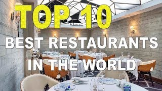 top 10 Most Beautiful Restaurants.You should Must visit