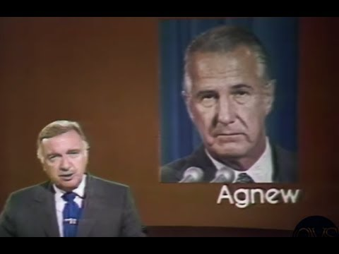 Xxx Mp4 KFMB 8 KNBC 4 Oct 10 1973 Vice President SPIRO AGNEW RESIGNS News 3gp Sex