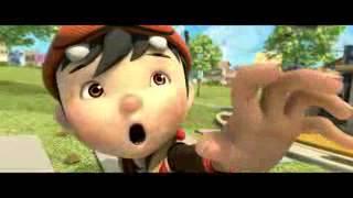 BoBoiBoy Teaser Movie : Sfera Kuasa