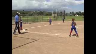 """Softball Conditioning: The """"Star Drill"""" and """"Relay Races"""""""