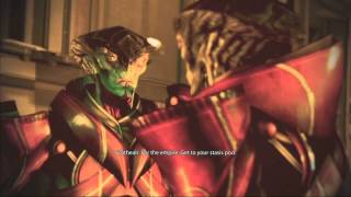 Mass Effect 3- Javik the Prothean 50'000 Years Ago.