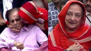 Dilip Kumar discharged from hospital, Saira Banu REACTS