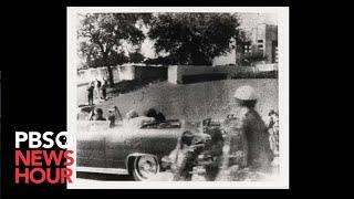 Eyewitness captures Polaroid of moment JFK was shot
