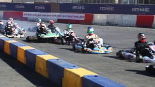 Kart Racing-Sights & Sounds of SKUSA USA Supernationals XVIII