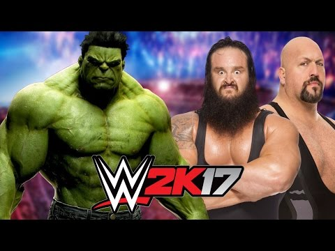 Xxx Mp4 Hulk Vs Braun Strowman And Big Show HANDICAP MATCH 3gp Sex