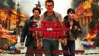 5 Días de Guerra en Español Latino (Película completa en HD 720)