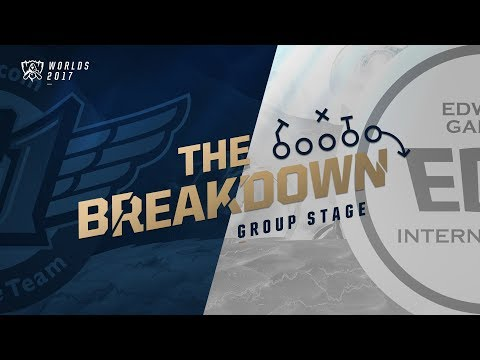 Xxx Mp4 The Breakdown With Zirene How SKT Beat EDG Worlds Group Stage Week 1 3gp Sex