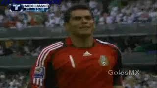 QWC 2010 Mexico vs. Jamaica 3-0 (06.09.2008)