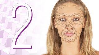 CGC Classic: Female Character Modeling Pt. 2 - Major Face Loops (Blender 2.6)