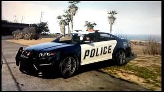 تعديل سيارات شرطة بدون تهكير او مود تعديل