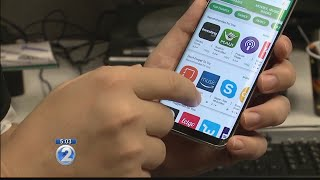 Strangers asking to borrow your cell phone could be stealing valuable information