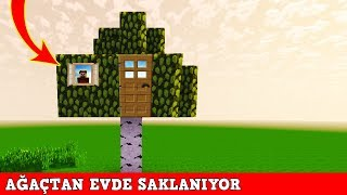 ZENGİN VS FAKİR #131 - Ağaç Ev (Minecraft)