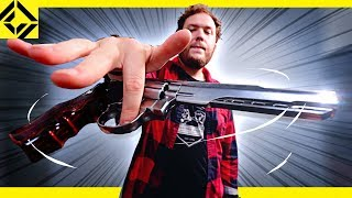 How To Spin a Revolver