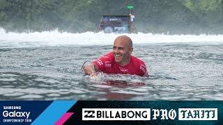 Kelly Slater's Road to the Final - Billabong Pro Tahiti 2016 Highlights