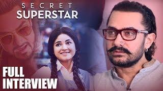 Aamir Khan | Secret Superstar | Full Interview