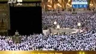 SheikhGhamdi Isha 3 31 11Surah Ibraheem Ayaah 42 52, led by Sheikh Khaalid al Ghamdi