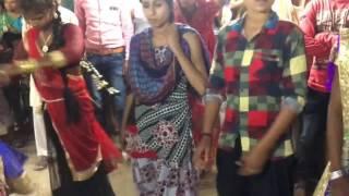 Village Vargoda girl dance By Gujarati Song live video
