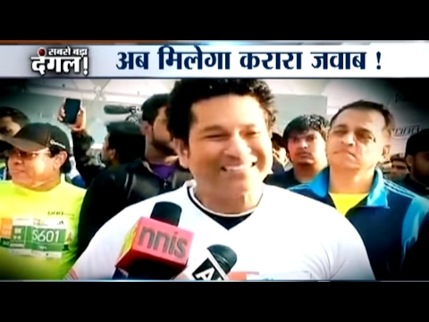 Cricket Ki Baat One loss doesn t mean series is lost Indians will bounce back Sachin Tendulkar