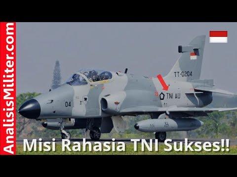 Kadali Amerika, Indonesia Sukses Bebaskan 3 Pesawat Tempur ini dari Thailand