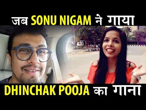 Xxx Mp4 VIDEO When Sonu Nigam Sang Dhinchak Pooja's Song 3gp Sex
