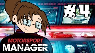 Let's Play: Motorsport Manager - Part 4