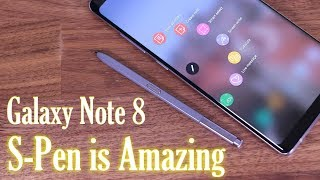 Galaxy Note 8: Full S-Pen Tips, Tricks & Features (That No One Will Show You)