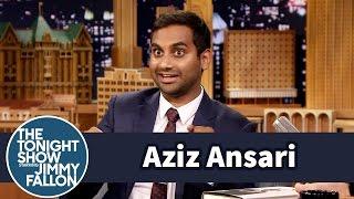 Aziz Ansari Was a Tap-Dancing Kid Genie