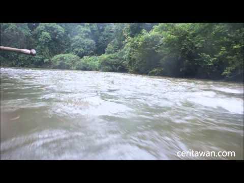 Taman Negara Sungai Keniam Hari 3