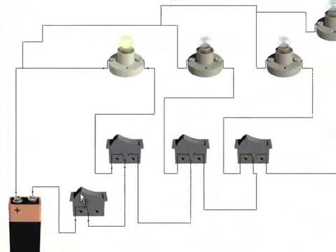 circuitos electricos basicos tipos de circuitos electronicos