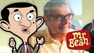 Mr. Bean - Rowan Atkinson Voice Recording Session