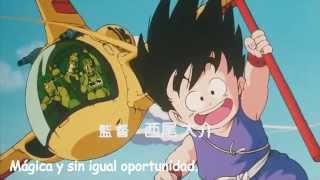 Dragon Ball - Aventura Mística Opening 01 - Latino - Subtitulado - HD